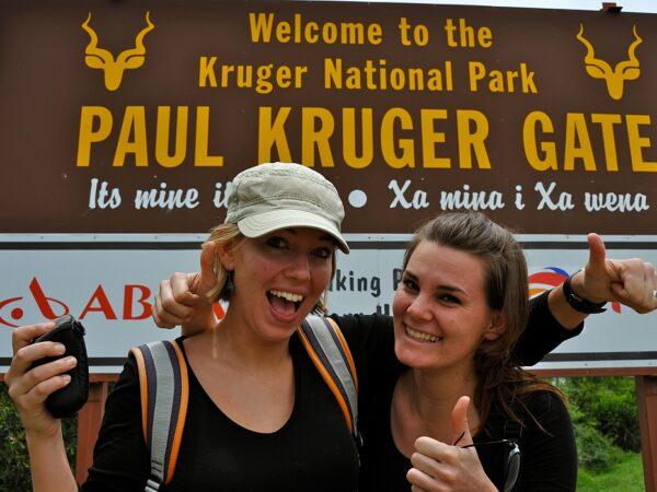 Joburg e Kruger